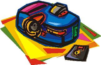 Projectors clip art