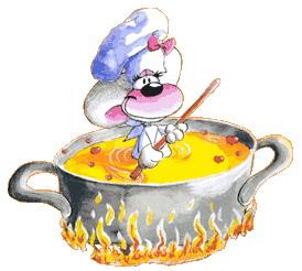 Diddl food clip art