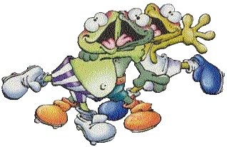 Diddl Clip art Frogbrothers