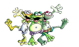 Frogbrothers clip art