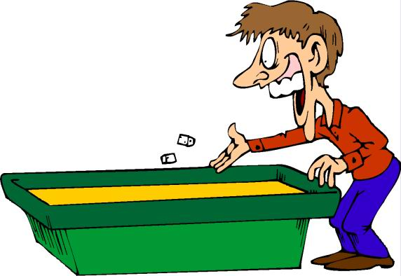clip art gambling pictures - photo #44