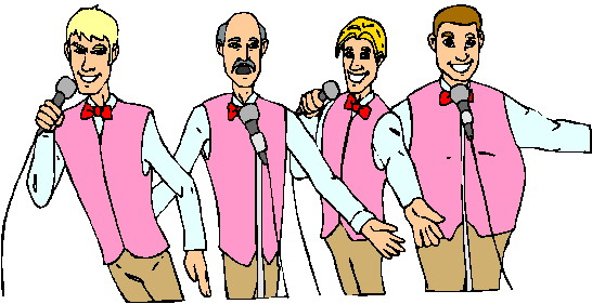 Choirs clip art