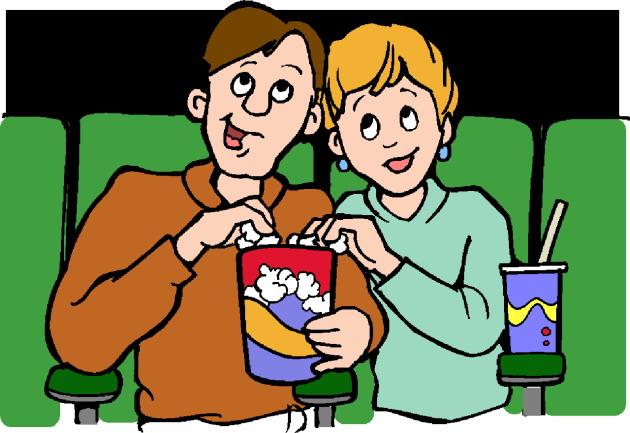 Clip art clip art cinema 066206 - Clipart cinema gratuit ...