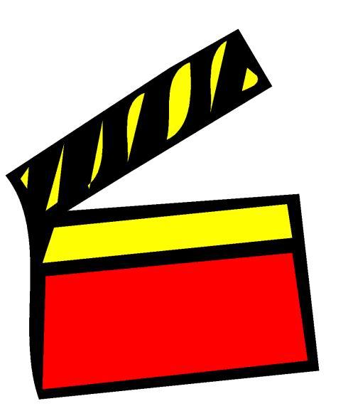 cinema clipart images - photo #26