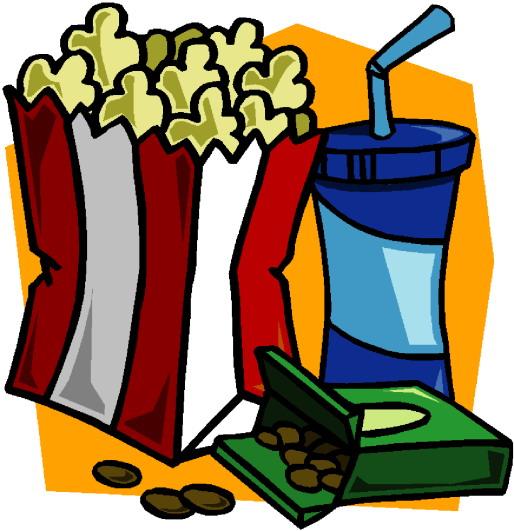 Clip Art - Clip art cinema 823639