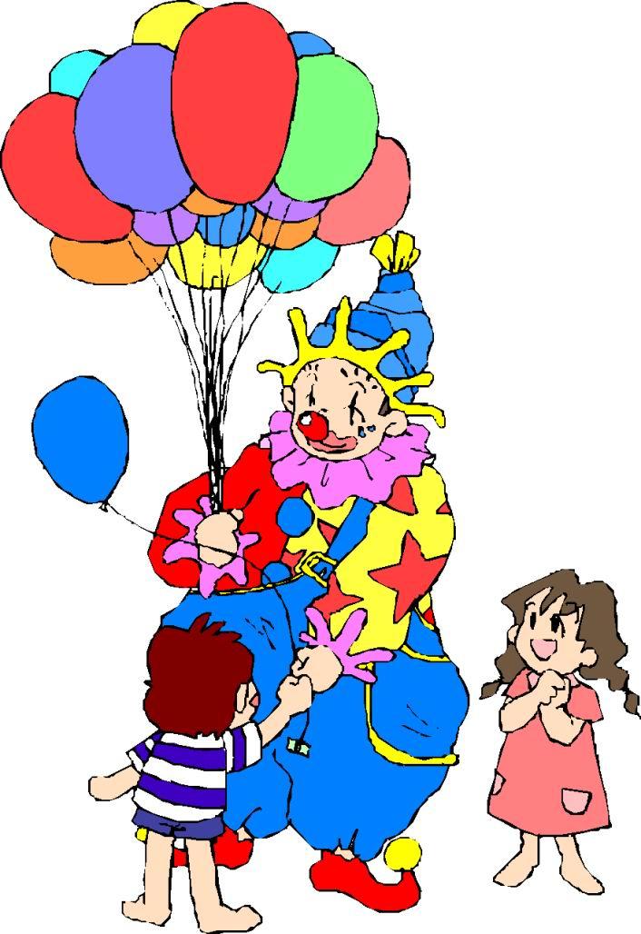 clipart of clown - photo #39