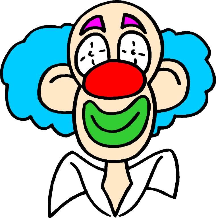 Clowns Clip Art