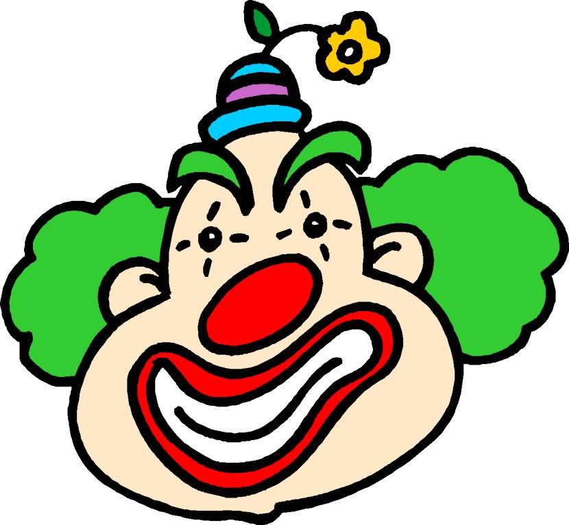 clipart of clown - photo #14