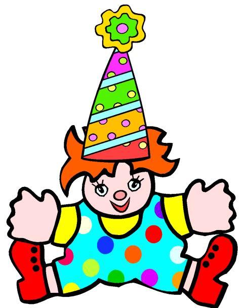 clipart of clown - photo #40