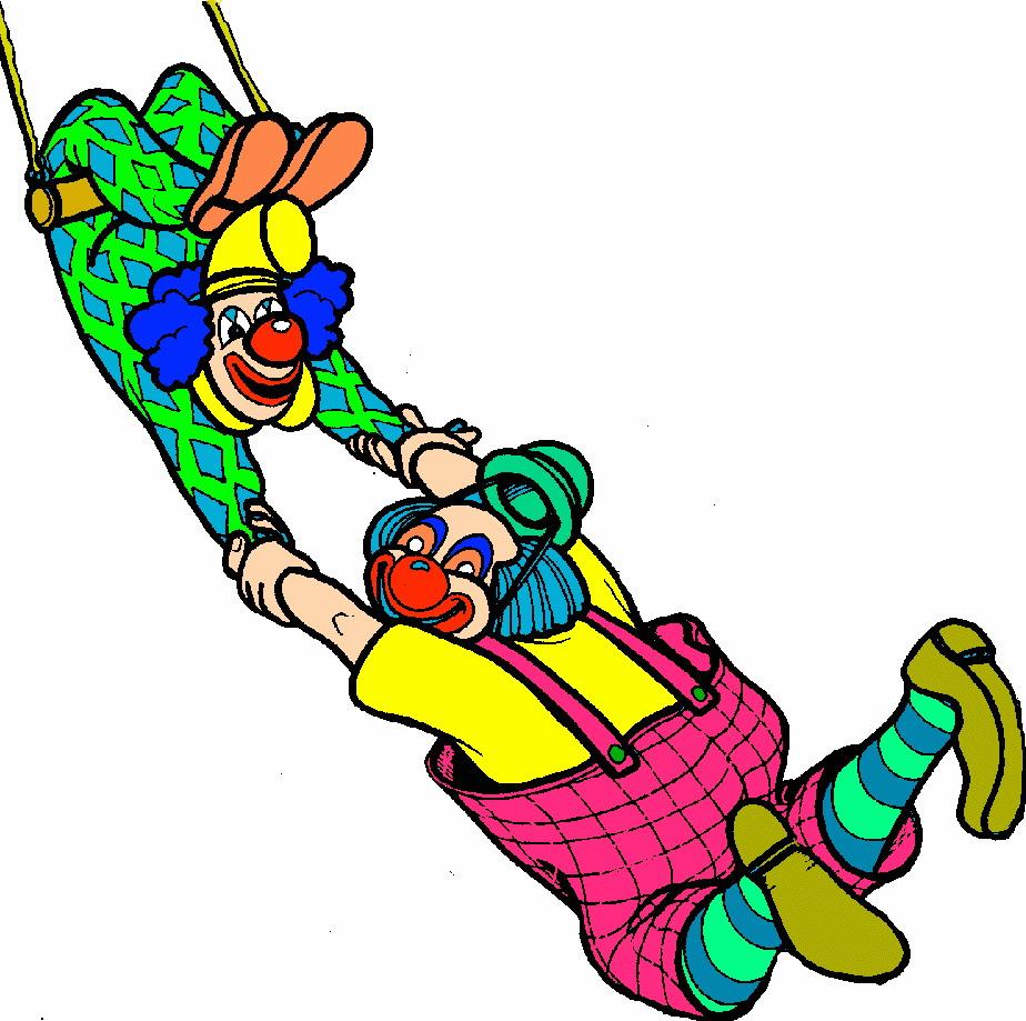 clipart of clown - photo #38