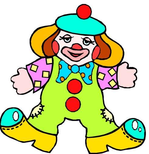 clipart of clown - photo #41