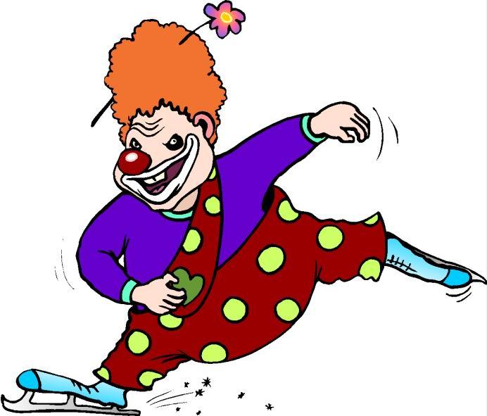 clipart of clown - photo #42