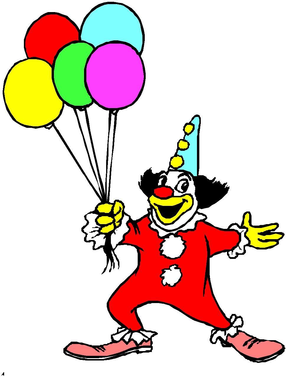 clip art entertainment clowns picgifs com rh picgifs com clown clip art with balloons clown clipart