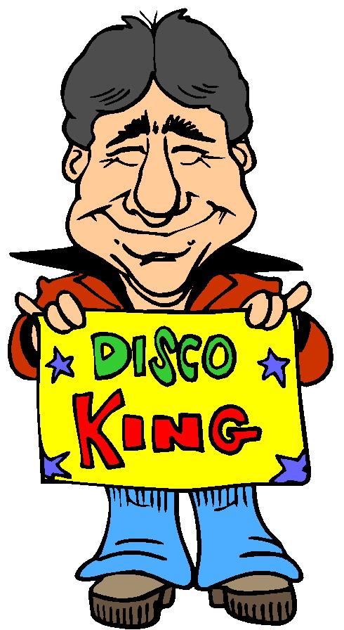 Disco clip art