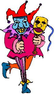 Jesters clip art