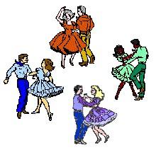 Linedance clip art