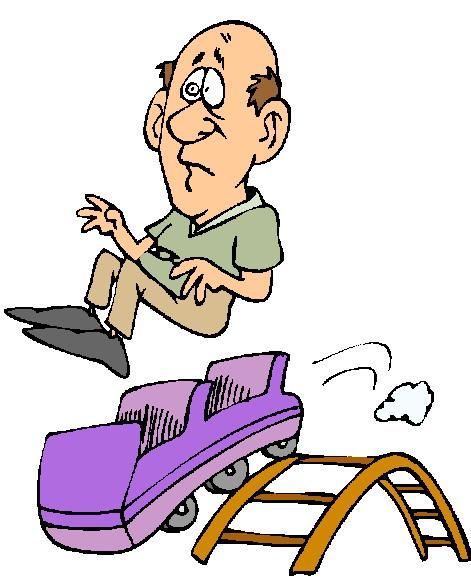 Rollercoaster clip art