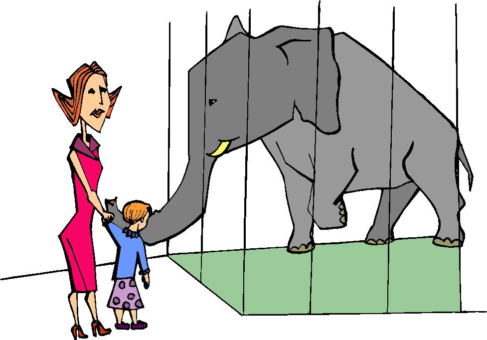 Clip Art Clip Art Zoo 848545