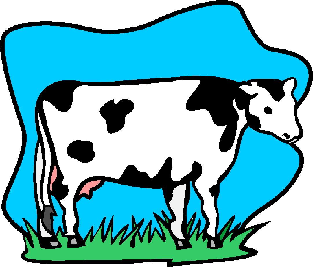 Clip art Farm Cows
