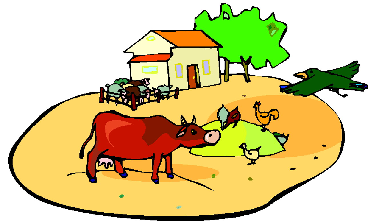 Displaying Images For - Farm Images Clip Art...
