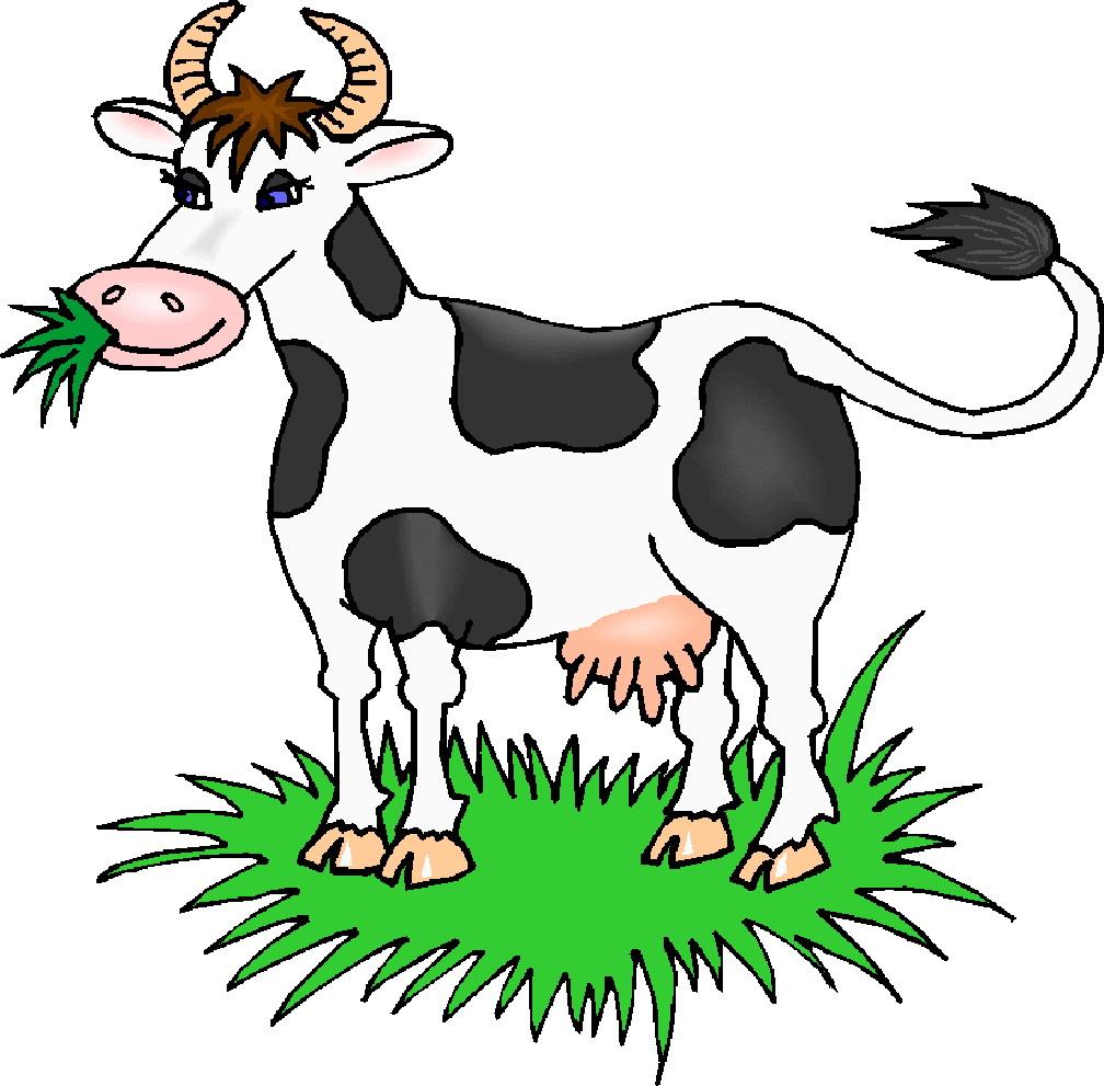Cows Clip Art