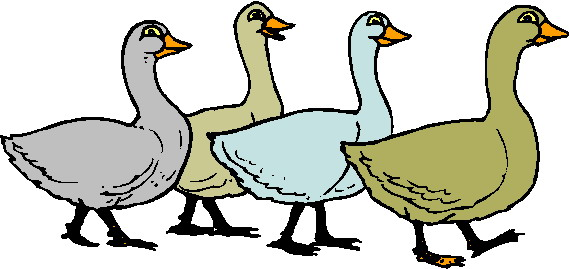 goose hunting clipart - photo #21
