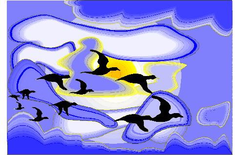 Geese Clip art Farm