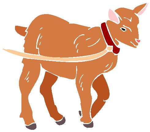 Goats clip art
