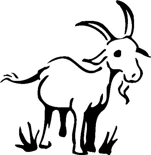 Goats Clip Art | PicGifs.com