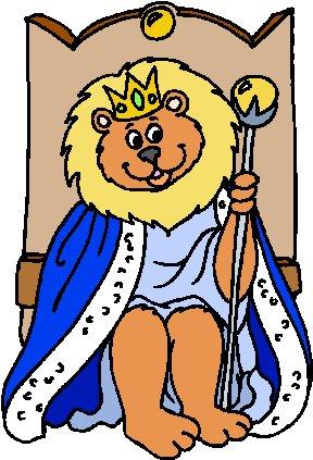 Lions clip art