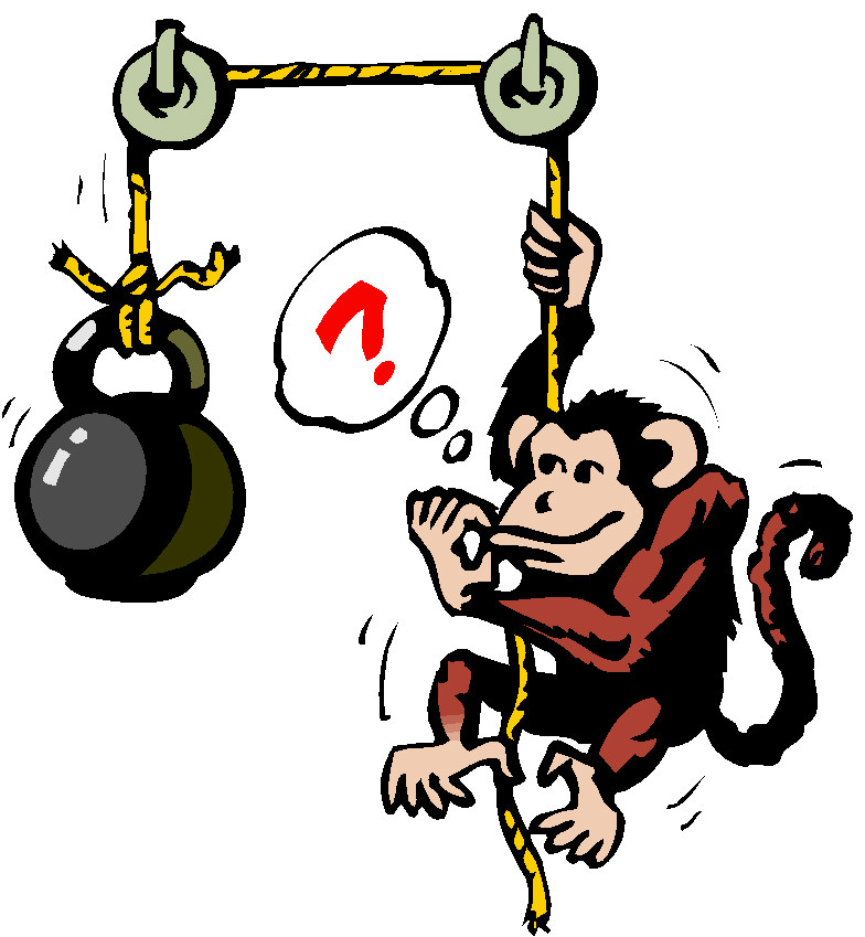 Monkeys clip art