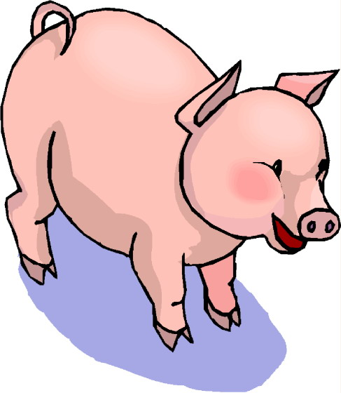 pigs clip art farm picgifs com rh picgifs com clipart pigs at the trough clip art pig pictures