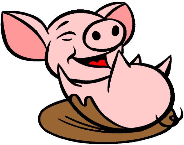 Clip art » Pigs Clip art
