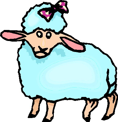Sheep clip art