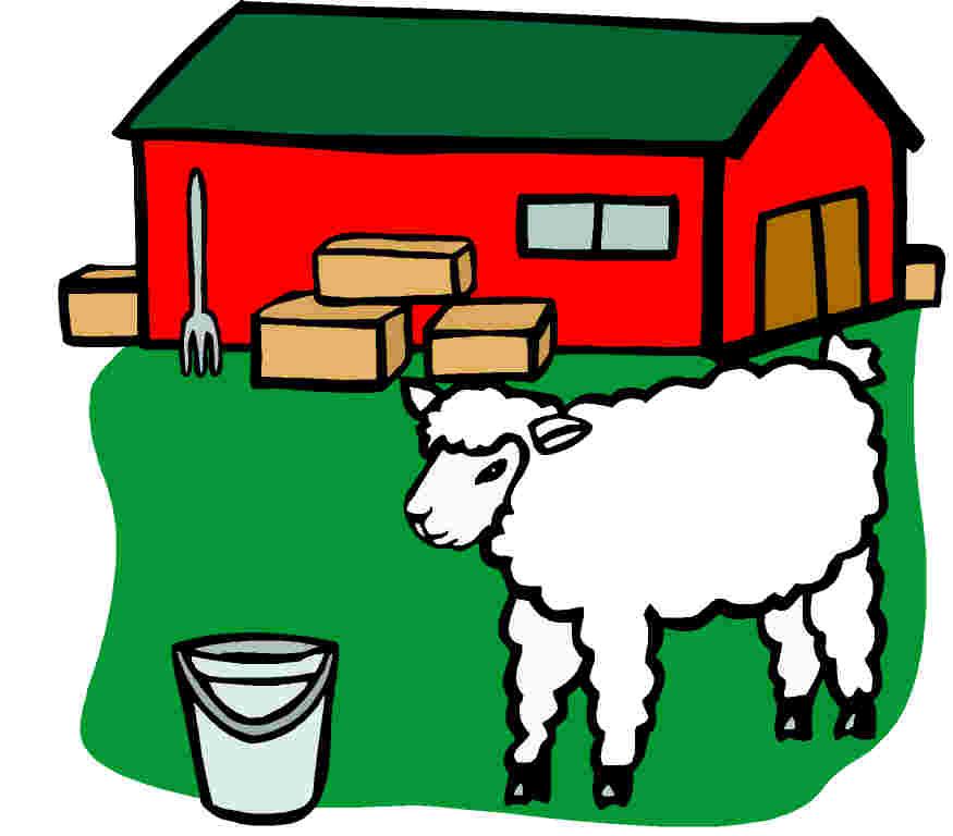 sheep clip art farm picgifs com rh picgifs com farm clip art free images farm clip art free