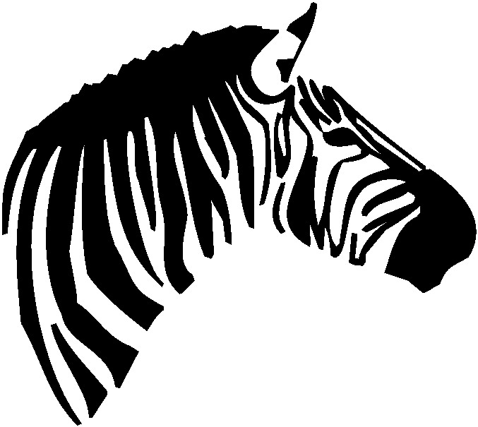 clipart zebra images - photo #28