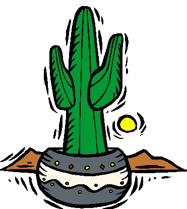 Cactus Clip art Flowers and plants