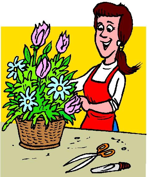 Clip art » Florists Clip art