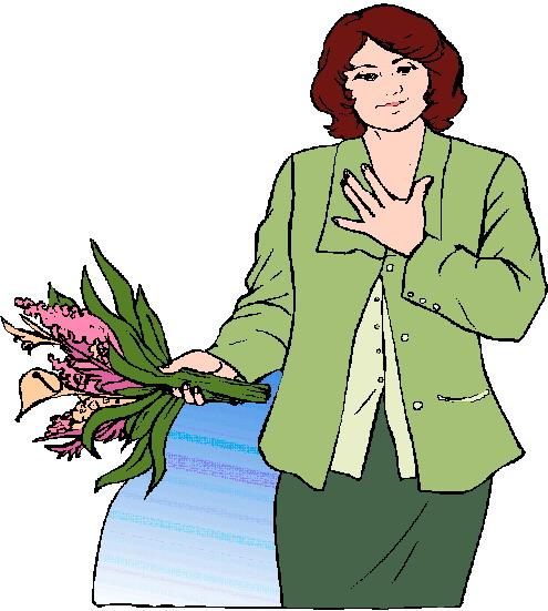 Florists clip art