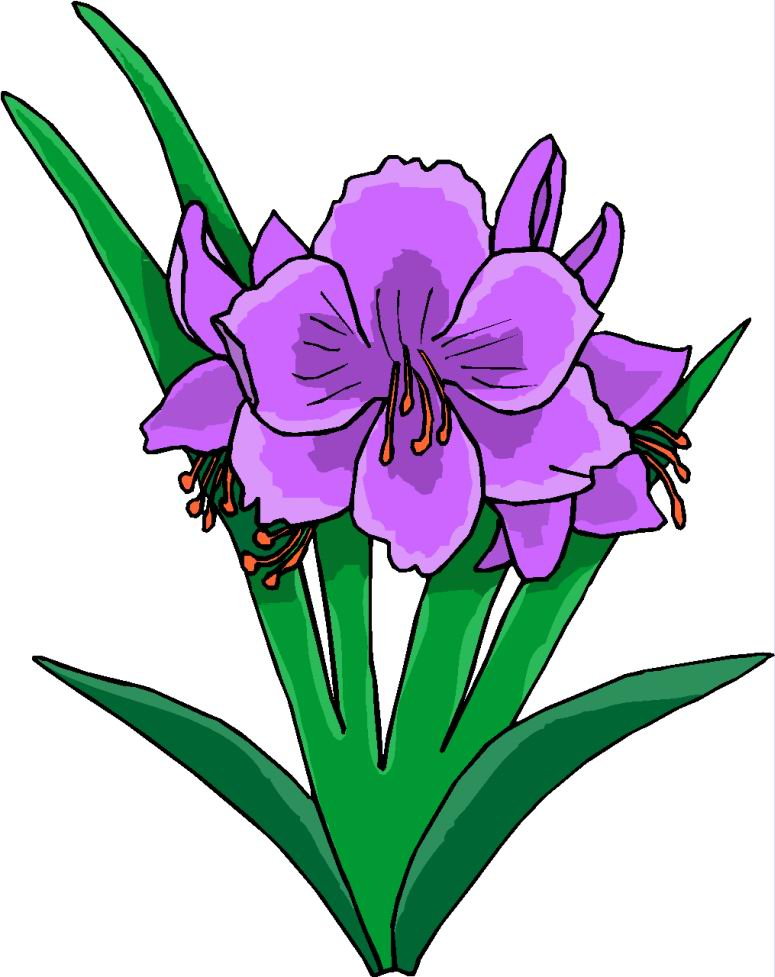 free clipart plants and flowers - photo #49