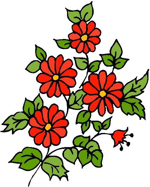 free funeral flower clip art - photo #49