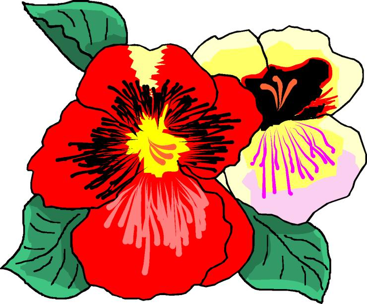 free clipart plants and flowers - photo #38