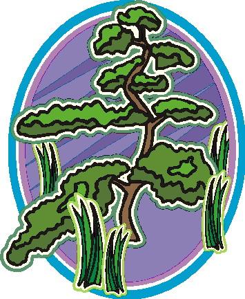 Gardens clip art