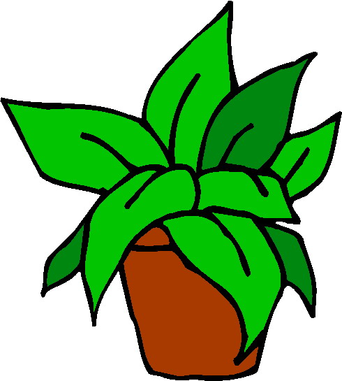 clipart of plants - photo #4
