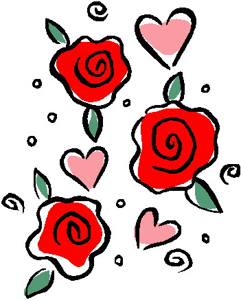 roses clip art flowers and plants picgifs com rh picgifs com roses clipart black and white roses clipart black and white