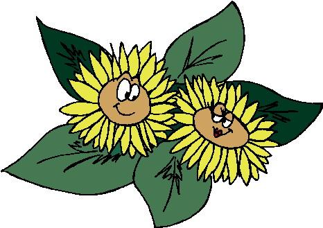 Clip Art - Clip art sunflower 665824
