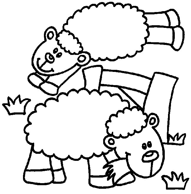 12 Adorable Sheep Coloring Page For Kidsprintable Sheet Activities And Facts