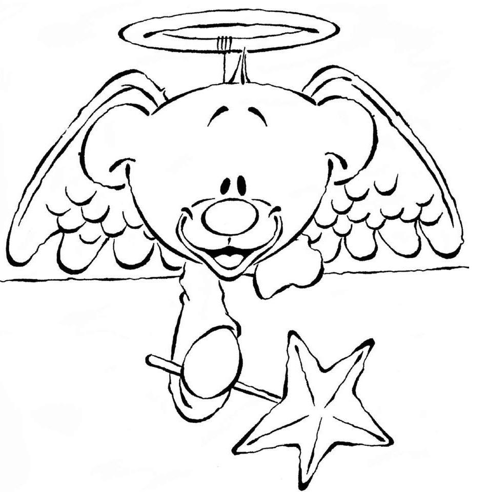 Diddl Coloring pages