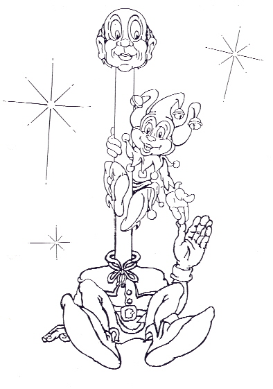 Efteling coloring pages