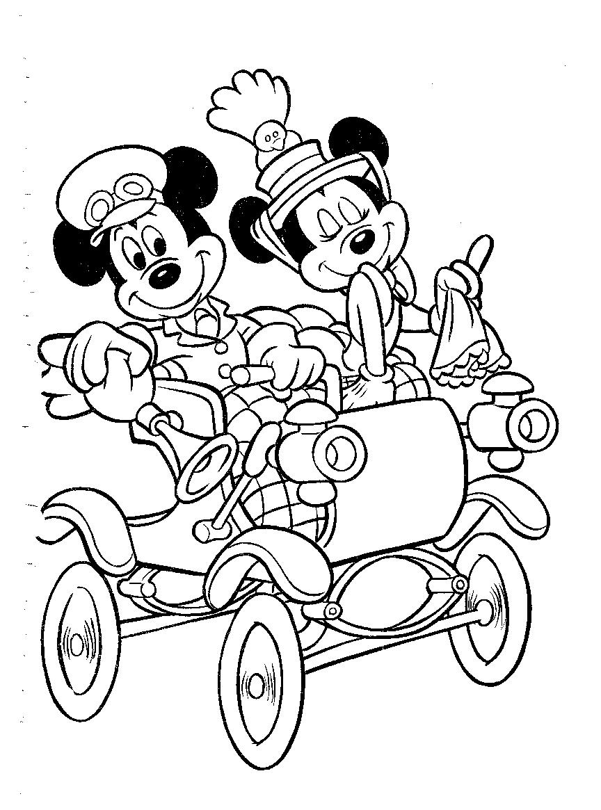mickey mouse coloring page disney coloring page. Black Bedroom Furniture Sets. Home Design Ideas